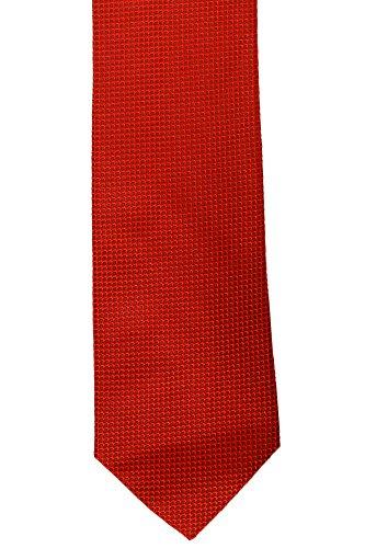 BOSS Krawatte 7,5 cm für Herren in Rot
