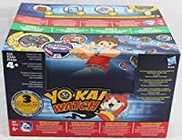 Case of 24: Yo-kai Watch Mystery Bags; Series 3; 3Medals per Bag (72totale Medals)