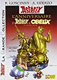 Astérix, Tome 34 : L'anniversaire d'Astérix et Obélix : Le livre d'or