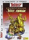 Astérix, Tome 34 - L'anniversaire d'Astérix et Obélix : Le livre d'or