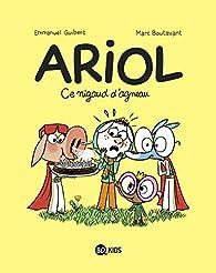 Ariol, tome 14 : Ce nigaud d'agneau par Emmanuel Guibert