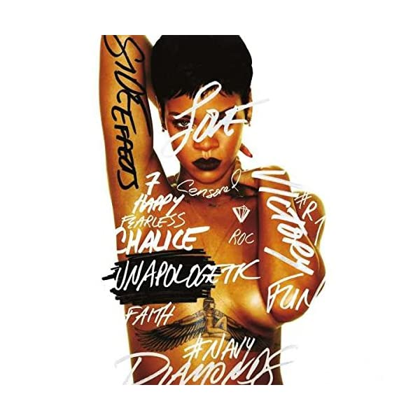 Unapologetic (4 LP)