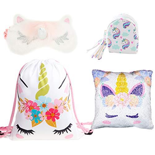 DRESHOW Unicorn Gifts for Girls Unicorn
