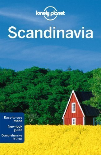 Lonely Planet Scandinavia (Multi Country Travel Guide) by Andy Symington, Becky Ohlsen, Mark Elliott, Anthony Ham, Sim 10th (tenth) Edition (11/1/2011)