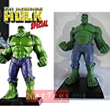 Promo Marvel Special Rare Lead Figure THE HULK Supereroi Eaglemoss Collection 3D
