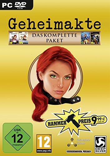 Geheimakte: Das komplette Paket (PC) (Hammerpreis)