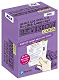 REVISE AQA GCSE (9-1) English Language Revision Cards: With Free Online Revision Guide (GCSE English Language 2015)