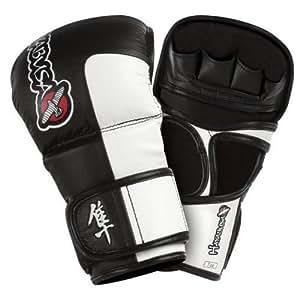 Hayabusa Tokushu 7oz Hybrid Gloves Black (XL)