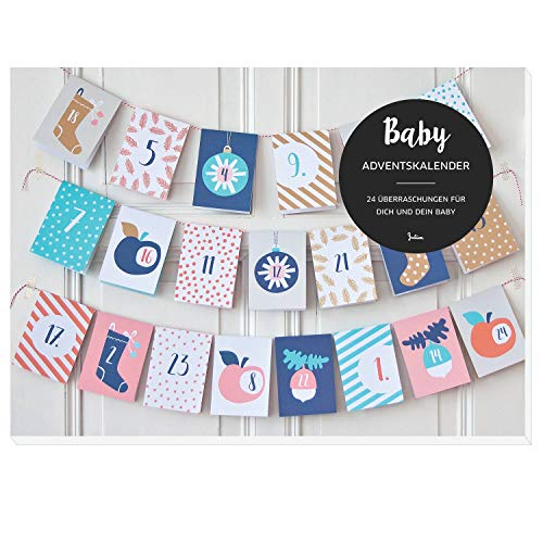 JulicaDesign Baby Adventskalender ab 8 Monate