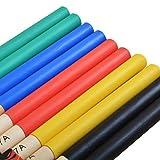 rosenice Drum Sticks 7A Drum Zubehör Multi F...Vergleich