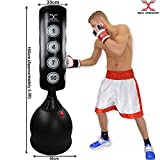 MAXSTRENGTH ® - Punching bag Support Robuste MMA ARt MArtiaux