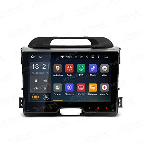 Autoradio-spcifique-XTRONS-KIA-SPORTAGE-Android-51-Lollipop-WiFi-GPS-Bluetooth-MP3