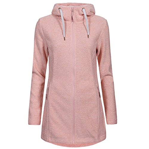 ICEPEAK Lois Jersey, Mujer, Rosa, 3XL