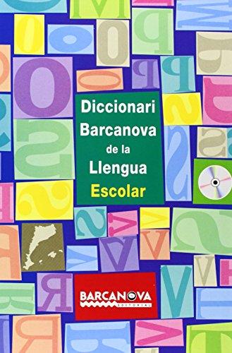 Diccionari Barcanova de la Llengua Escolar (Materials Educatius - Diccionaris / Atles)