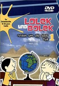 Lolek und Bolek reisen um die Welt 1