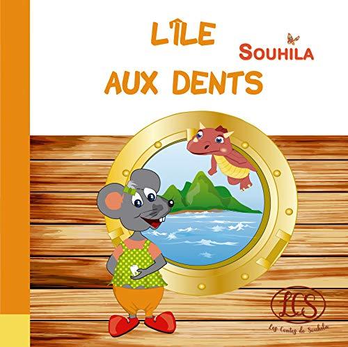 Couverture du livre L'île aux dents