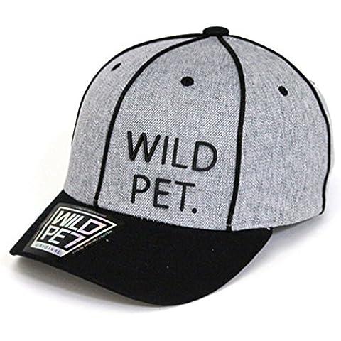 sujii Wild Pet LINE Short Baseball Cap gorra de beisbol gorra de Trucker sombrero de Camping Outdoor