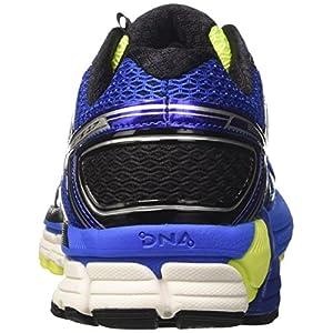 Brooks Adrenaline GTS 17, Zapatillas de Gimnasia para Hombre, Azul (Electric Blue/Black/Nightlife), 41 EU