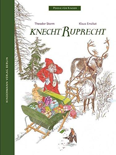 Weihnachtsmann Kostüm Komplette - Knecht Ruprecht (Poesie für Kinder)
