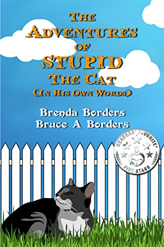 The Adventures Of Stupid The Cat by [Borders, Brenda, Borders, Bruce A.]