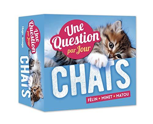 Une Question de chats par jour 2019 par Collectif