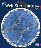 Drehbare Welt-Sternkarte: Für den nördlichen und südlichenen Sternhimmel - Erich Karkoschka