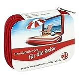Homöopathie Set für die Reise Globuli 1 stk