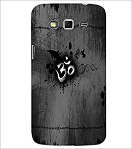 Printdhaba Om D-5593 Back Case Cover For Samsung Galaxy Grand 2