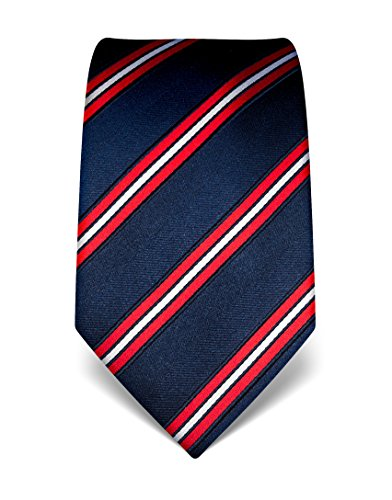 vb-mens-silk-tie-striped-many-colours-availabledarkblue