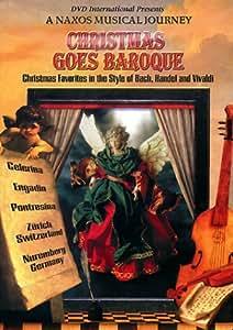 Christmas goes Baroque - Beliebte Weihnachtslieder im Stil von Bach, Händel und Vivaldi