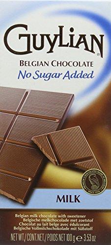 guylian-no-sugar-added-milk-belgian-chocolate-bars-100-g-pack-of-6
