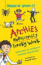 Archie's Unbelievably Freaky Week