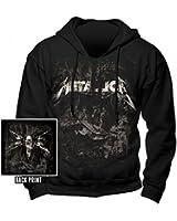 Metallica Herren Kapuzen Hoody Decay von S-2XL