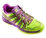 Chaussures Salming Race R5 jaune/violet