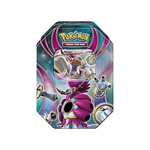 Pokémon EX au-delà de l'ordinaire ! 2015 Fall Hoopa-EX Tin