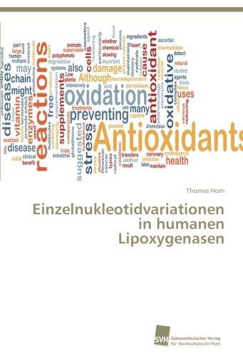 Einzelnukleotidvariationen in humanen Lipoxygenasen