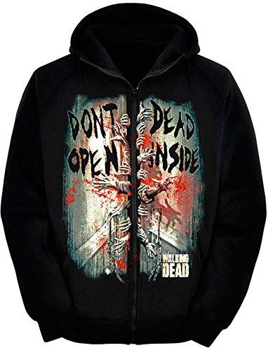 Sudadera The Walking Dead - Dont Open Dead Inside
