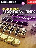 Afro-Cuban Slap Bass Lines [With CD (Audio)] (Book & CD)