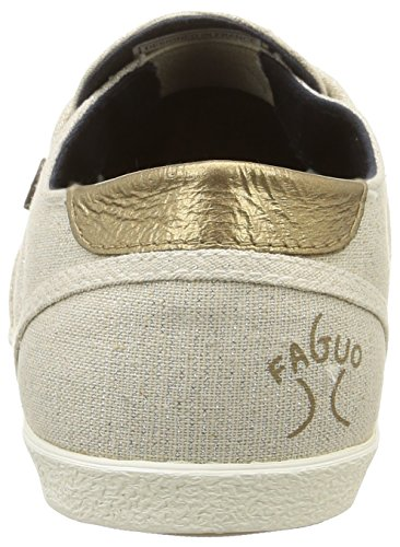 FaguoCypress - Sneaker Donna Bianco (001 White Shine)