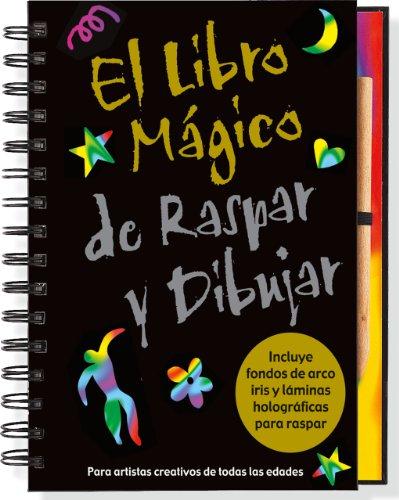 Spanish Super Scratch & Sketch