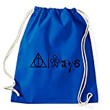 Art T-shirt, Zaino Sacca Always Harry Potter, Blu