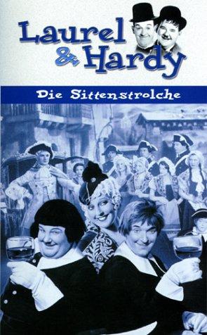Preisvergleich Produktbild Laurel & Hardy - Die Sittenstrolche [VHS]