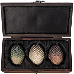 Game of Thrones Dragon Eggs Collectible Set by HBO Shop