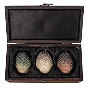 Game of Thrones Dragon Eggs Collectible Set by HBO Shop 8
