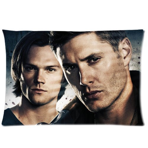 the-worlds-best-science-fiction-supernatural-series-dean-winchester-pillowcase-two-sides