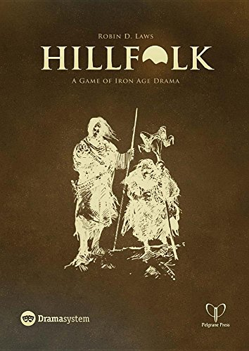 Hillfolk: A Game of Iron Age - Robin Laws D