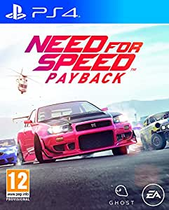 Need for Speed Payback Standard [Playstation 4] [PlayStation 4 ]