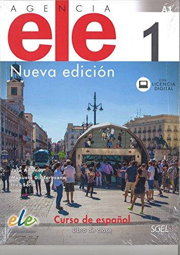 Agencia ELE 1 Libro de clase. Nueva edición