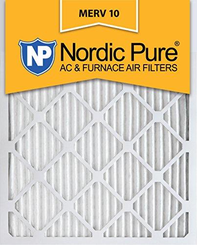 Ofen-filter 20x24x2 (Nordic Pure 20x 24x 1M10–2Merv 10AC Ofen Filter 20x 24x 1Plissee Merv 10AC Ofen Filter 2Stück)