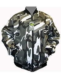 Adults MA1 Bomber Jacket - Urban Camo,size -XXXL